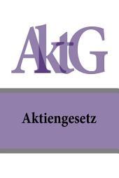 Aktiengesetz - AktG