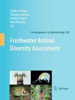 Freshwater Animal Diversity Assessment PDF