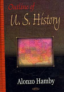 Outline of U S  History Book