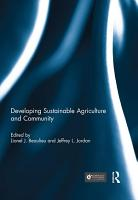 Developing Sustainable Agriculture and Community PDF