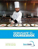 ServSafe CourseBook with Online Exam Voucher 6th Edition Revised Book