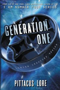 Generation One Book