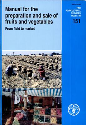 Manual for the Preparation and Sale of Fruits and Vegetables PDF