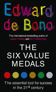 The Six Value Medals Book