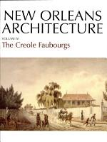 The Creole Faubourgs PDF