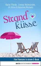 Strandküsse: Fünf Romane in einem E-Book