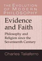 Evidence and Faith PDF