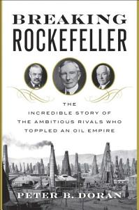 Breaking Rockefeller Book