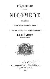 Nicomède: tragédie