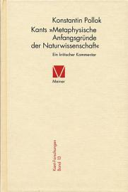 Kants Metaphysische Anfangsgr  nde der Naturwissenschaft PDF