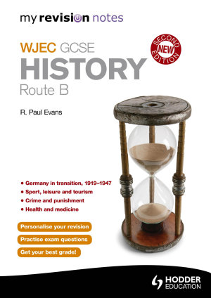 My Revision Notes  WJEC History Route B Second Edition PDF