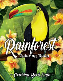 Download Rainforest Coloring Book Book