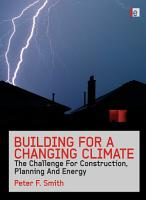 Building for a Changing Climate PDF
