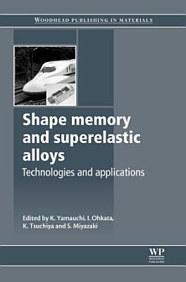 Shape Memory and Superelastic Alloys