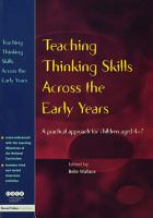 Teaching Thinking Skills Across the Early Years PDF