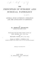 A Text-book of Surgery: Volume 1