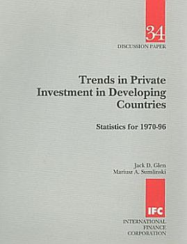 Trends in Private Investment in Developing Countries PDF