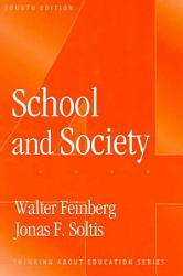 School And Society Book PDF