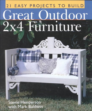 Great Outdoor 2x4 Furniture PDF