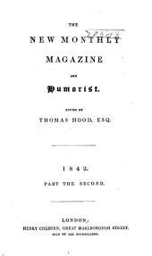 The New Monthly Magazine: Volume 65