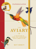 Paperscapes: The Aviary
