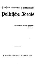 Politische Ideale