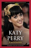Katy Perry  A Biography PDF