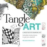 Tangle Art: a Meditative Drawing