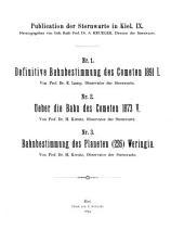Publikation: Ausgaben 9-17