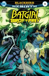 Batgirl and the Birds of Prey (2016-) #10
