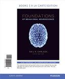 Foundations of Behavioral Neuroscience Book