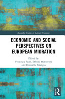 Economic and Social Perspectives on European Migration PDF