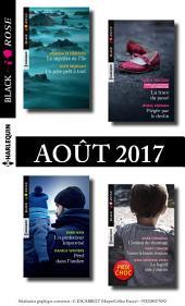 9 romans Black Rose (no440 à 442 - Aout 2017)