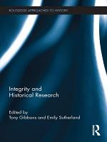 Integrity and Historical Research PDF