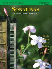 The Young Pianist's Library: Sonatinas for Piano, Book 2C
