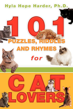 101 Puzzles  Riddles and Rhymes for Cat Lovers