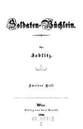 Soldaten-Büchlein: Band 2