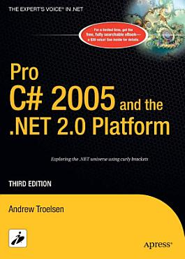 Pro C  2005 and the  NET 2 0 Platform PDF