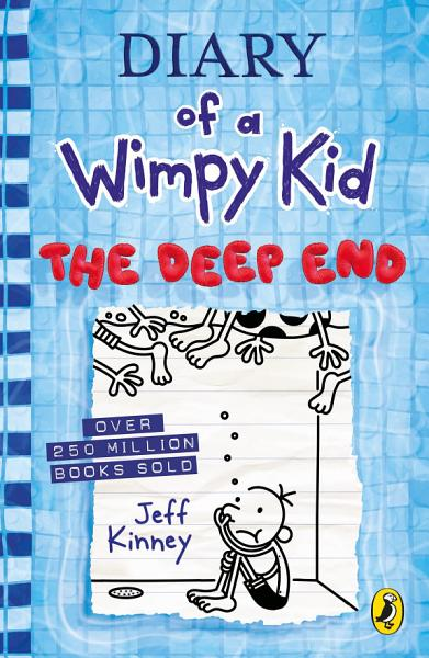 Download Diary of a Wimpy Kid  The Deep End  Book 15  Book