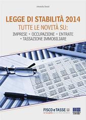 Legge di stabilità 2014