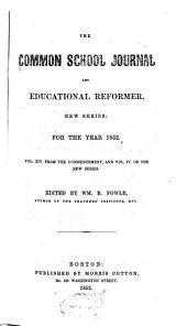 The Common School Journal: Volume 14