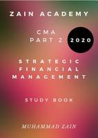 CMA Part 2   Strategic Financial Management   2020 PDF