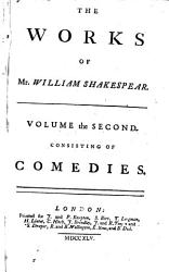 Comedies  The merchant of Venice  Love s labour s lost  As you like it  The taming of the shrew  All s well that end s well  Twelfth night  or  What you will  The winter s tale PDF