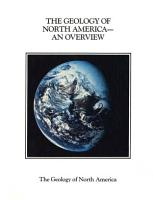 Geology of North America   An Overview PDF