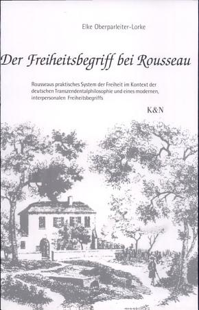 Der Freiheitsbegriff bei Rousseau PDF