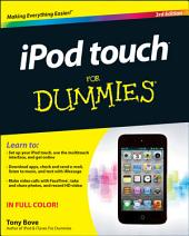 iPod touch For Dummies: Edition 3
