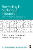 Storytelling in Multilingual Interaction PDF