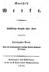 Werke: Unter des durchlauchtigsten deutschen Bundes schützenden Privilegien. Zur Naturwissenschaft im Allgemeinen. 50