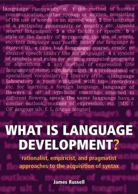 What is Language Development  PDF
