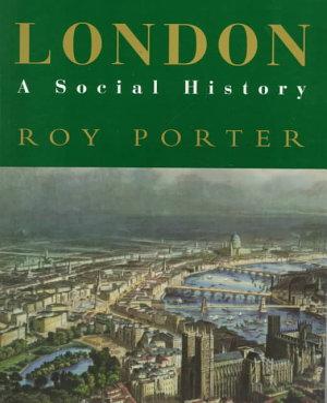 London  a Social History PDF